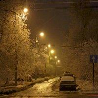 Зимний вечер :: Сергей Босов