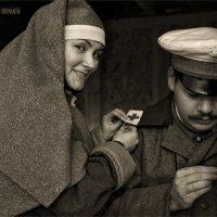 Красный крестик  (Военно-санитарный роман) :: Виктор Перякин