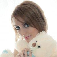 Мой плюшевый медвежонок... :: Андрей Коновалов