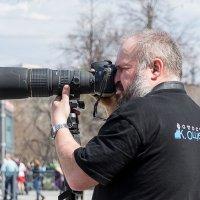 Наши в городе :: Sergey Kuznetcov