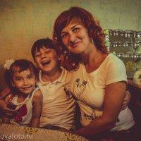 семья :: Евгения Новикова