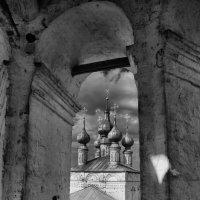 Вид с колокольни г. Юрьев-Польский :: Pavel Stolyar