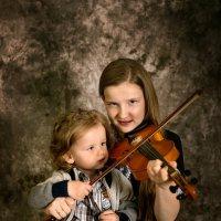 Урок музыки :: Татьяна Курамшина