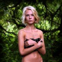 Лесная девушка...2 :: Андрей Войцехов