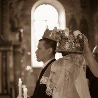 Таинство венчания :: Татьяна Чермашенцева(Сhe)
