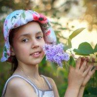 Викуля-красотуля :: Anna Lipatova