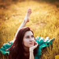 Солнечные мечты :: Екатерина Степанова