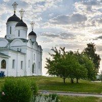 Мужской монастырь :: Андрей Чиченин