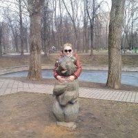 Маша и медведь. ))) :: Мила
