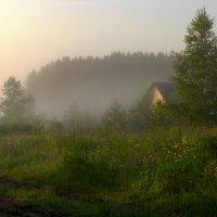Домик в деревне :: Алексей Окунеев