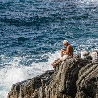 Старик и море :: Татьяна Чермашенцева(Сhe)