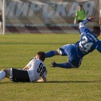Торпедо-Долгопрудный 0-0 :: Василий Либко
