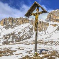 Парящий над Альпами... :: Аркадий Беляков