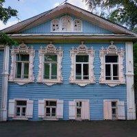 Дом сналичниками :: Алексей Golovchenko