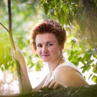 В лесной глуши :: Елена Серопегина