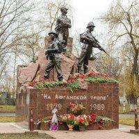 25 лет со дня вывода советских войск из Афганистана :: Богдан Петренко