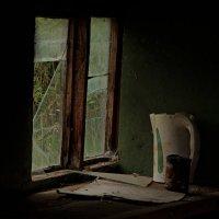 старое окно :: Максим Бухонский