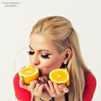 Апельсин :: Яэль (Юлия Ситохова)