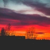 закат :: Равиль Давлет-Киреев
