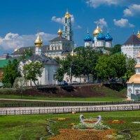 Сергиев Посад преображается ! :: Виктор Васильев