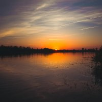 На реке.. :: Дмитрий Кудряшов
