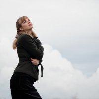 осеннее небо :: Яна Мартыянова