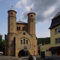 Средневековый собор :: Witalij Loewin
