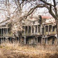 проклятый старый дом :: Иван Синицарь