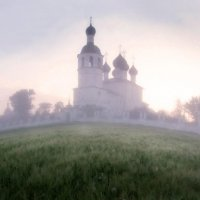 Храм на Лисьей горе :: Валерий Талашов