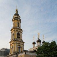 Музей-храм Святителя Николая в Толмачах :: Сергей Басов