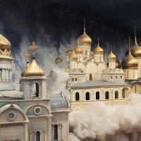 И воспрянет душа, и войдёт тихо в храм :: Ирина Данилова