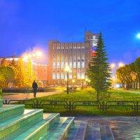 Вечерний город :: юрий Амосов