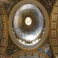 Манящей вверх свод храма. :: Серж Поветкин