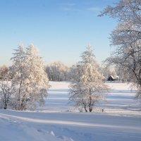 Крещенские морозы :: Николай Танаев