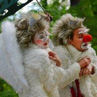Клоуны 2 :: Цветков Виктор Васильевич