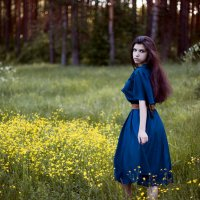 Взгляд :: Мария Честнова