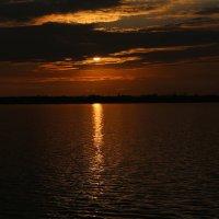 Карагандинский закат... :: Дмитрий Томин
