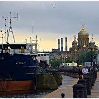 Городской пейзаж... :: Игорь