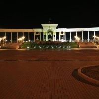 Парк первого президента Казахстана :: Александр Таннагашев