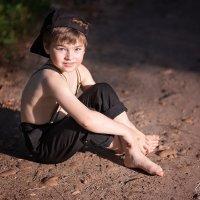 Лето босоногое :: Екатерина Савёлова