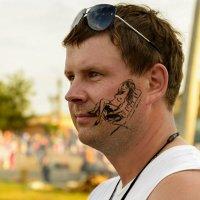 Face Painting. :: Анатолий Сидоренков