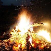 Магия огня :: марк