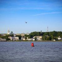 river Volga :: Евгений Балакин