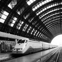 Миланский вокзал :: Даулет Джаманов