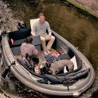 Четверо в лодке :: Лидия Цапко