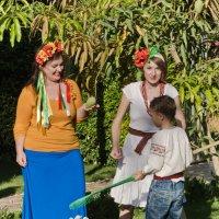 манго вместо пряника! :: Оксана Шапирко