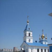 Монастырь :: Валентина Миленина