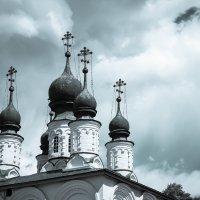 грозы седлают коней... :: Вячеслав Исаков