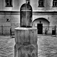 Солнечные часы... :: Ольга Сергеева