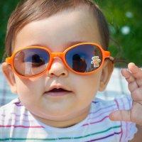 первые солнечные очки :: Tatjana Feist